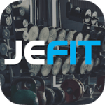 JEFIT Workout Tracker Weight Lifting Gym Log App V 10.57 APK