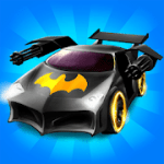 Merge Battle Car Best Idle Clicker Tycoon game V 1.0.97 MOD APK