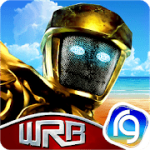 Real Steel World Robot Boxing V 49.49.172 MOD APK + DATA