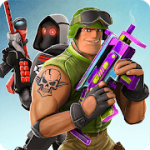 Respawnables Online PvP Shooting & Gun Battle V 9.5.0 APK + MOD APK + DATA