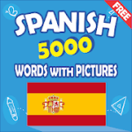Spanish 5000 Words with Pictures PRO V 26.6 APK