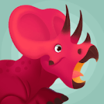 Jurassic Dinosaur Simulator Games for kids V 1.1.4 MOD APK