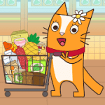 Cats Pets Store Shopping Games For Boys And Girls V 1.0.0 MOD APK