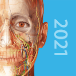 Human Anatomy Atlas 2021 Complete 3D Human Body V 2021.1.68 APK Paid