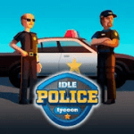 Idle Police Tycoon Cops Game V 5.0 and up MOD APK
