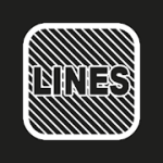 Lines Square White Icon Pack V 1.7 APK Patched