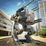 Mech Wars Multiplayer Robots Battle V 1.416 MOD APK