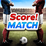 Score! Match PvP Soccer V 1.93 Full APK