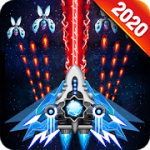 Space shooter Galaxy attack Galaxy shooter V 1.447 MOD APK