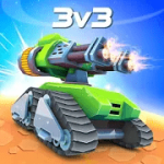 Tanks A Lot Realtime Multiplayer Battle Arena V 2.55 Full APK