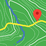 BackCountry Navigator TOPO GPS PRO V 7.0.4 APK Paid