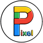 Pixel HD Icon Pack V 2.1.7 APK Patched