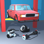 Retro Garage Car Mechanic Simulator V 1.7.5 MOD APK