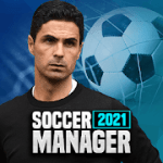 Soccer Manager 2021 Football Management Game V 1.1.5 MOD APK