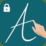 Gesture Lock Screen Draw Signature & Letter Lock PRO V 1.3 APK