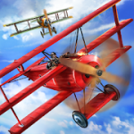 Warplanes WW1 Sky Aces 1.3 Mod Unlimited Gold / Silver / Fuel