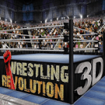 Wrestling Revolution 3D 1.663 Mod Unlocked