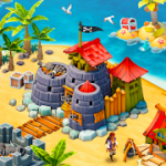 Fantasy Island Sim Fun Forest Adventure 1.11.0 Mod Unlimited Money / All Islands on the map are unlocked