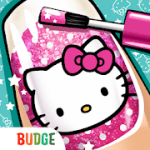 Hello Kitty Nail Salon 1.11 Mod Unlocked