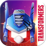 Angry Birds Transformers 2.6.0 Mod a lot of money