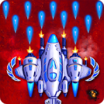 Space X Sky Wars of Air Force 3.7 MOD APK