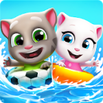 Talking Tom Pool Puzzle Game 1.7.5.309 MOD APK