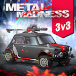 METAL MADNESS PvP Online Shooter Arena 3D Action 0.28 MOD APK
