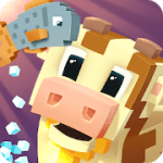 Blocky Farm 1.2.69 MOD APK Unlimited Money