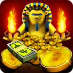 Pharaoh Gold Coin Party Dozer 1.4.1 MOD APK