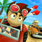 Beach Buggy Racing 1.2.23 МOD (Unlimited Coins + Gems + Tickets + More)