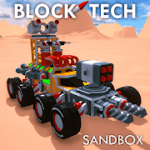 Block Tech Epic Sandbox Craft Simulator Online 1.2.3 MOD (Unlimited money)