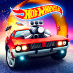 Hot Wheels Infinite Loop 1.3.2 MOD (Speed ​​up nitrogen filling)