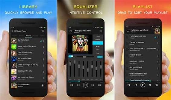 Download KX Music Player Pro 1.5.4 Apk for Android 2020 1.5.4