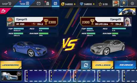 Street Racing HD Apk + Mod (Free Shopping) for Android