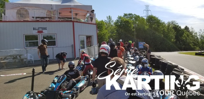 Courses de karting -développement-karting