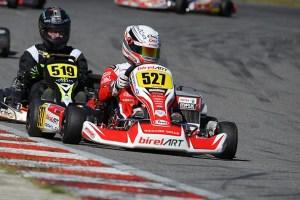 compétition de karting, catégorie DD2 de la Série karting TOUR Québec