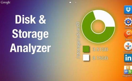 Disk & Storage Analyzer