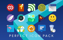 Perfect Icon Pack v6.1 [Patched]