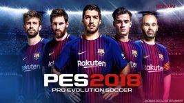 PES 2018 PRO EVOLUTION SOCCER v2.3.3