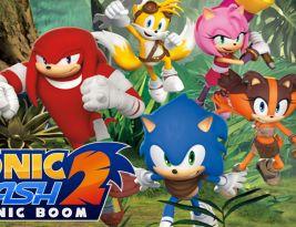 Sonic Dash 2: Sonic Boom v1.7.13 (Mod)