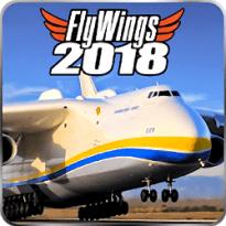 Flight Simulator 2018 FlyWings v1.2.8 (Unlocked) APK [Latest]