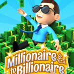 Millionaire Billionaire Tycoon – Clicker Game v0.170 (Mod Money)