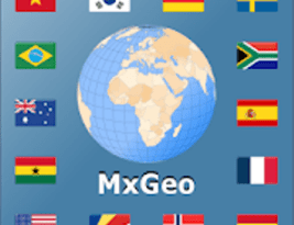 World atlas & map MxGeo Pro v5.6.0 (Paid) APK [Latest]
