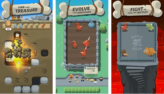 Crazy Dino Park v1.23 Mod Apk Free Download