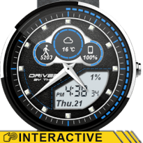 Driver Watch Face v2.2.26.116 (Paid) APK [Latest]