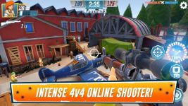 Heroes of Warland – PvP Shooting Arena [Mod] Apk v1.0.5 + Obb Data