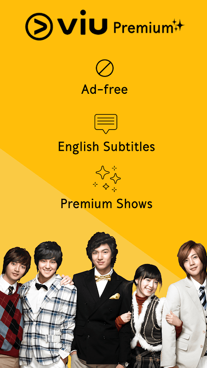 Viu Premium – Korean Dramas, TV Shows, Movies & More v1 0 79 Cracked