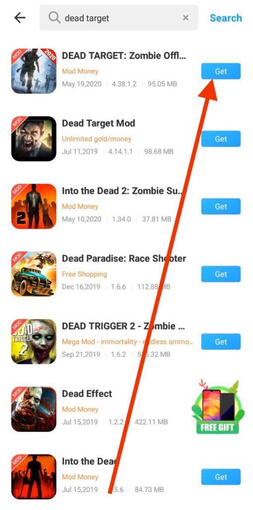 Download Game Dead Target Mod Apk : download, target, Target, Download, (Unlimited, Diamonds)