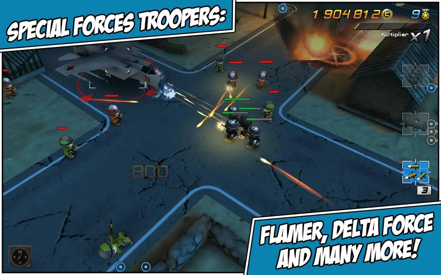 Tiny Troopers 2 Special Ops gameplay 1
