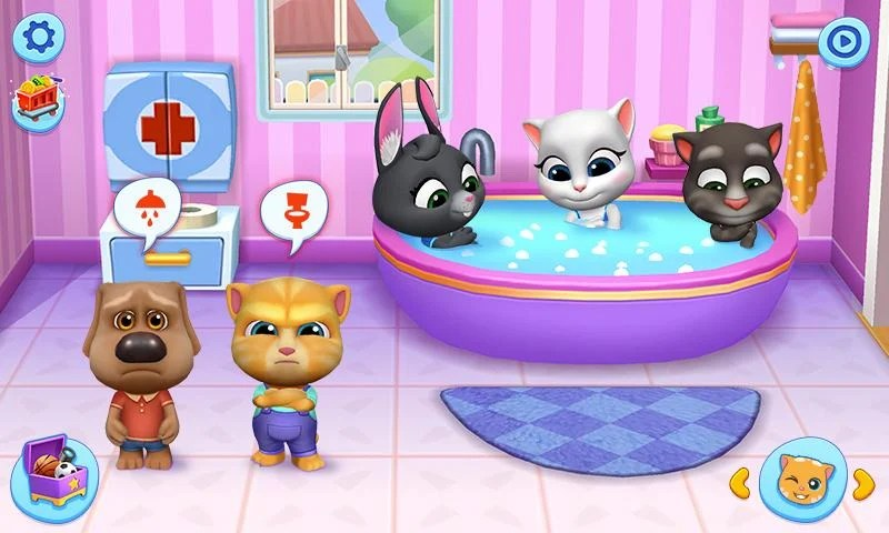This image has an empty alt attribute; its file name is My-Talking-Tom-Friends-for-android.jpg